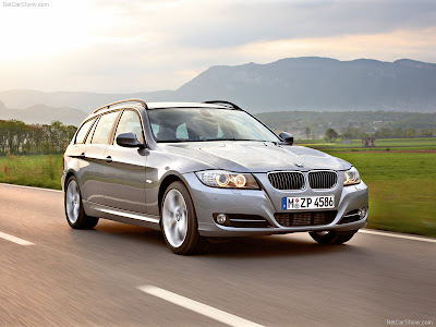 2009 BMW 3-Series Wallpapers
