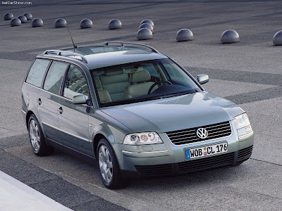 1988 Volkswagen Passat Variant. 2000 Volkswagen Passat Variant