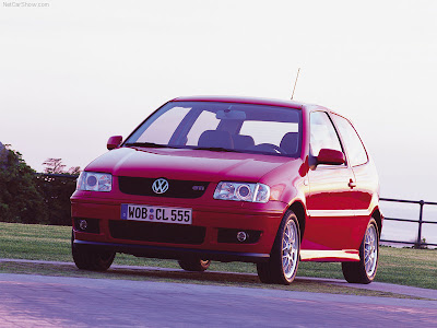 1999 Volkswagen Polo GTI