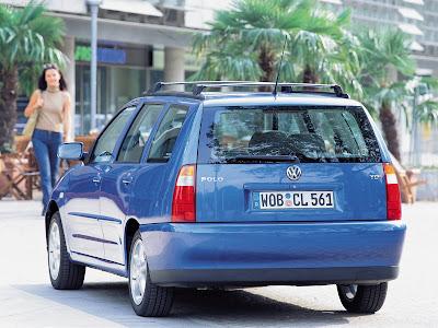 1999 Volkswagen Polo Variant. 1999 Volkswagen Polo Variant