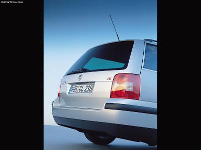 2000 Volkswagen Aac Concept. Volkswagen Passat Mark 4 (B5