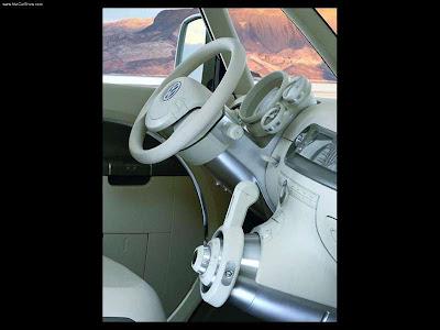 2000 Volkswagen Aac Concept. Volkswagen Microbus Concept