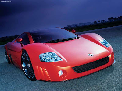 2001 Honda Model X Concept. 1997 Volkswagen W12 Concept.