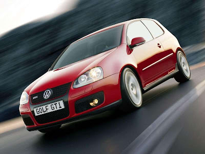 golf gti wallpaper. 2003 Volkswagen Golf GTI