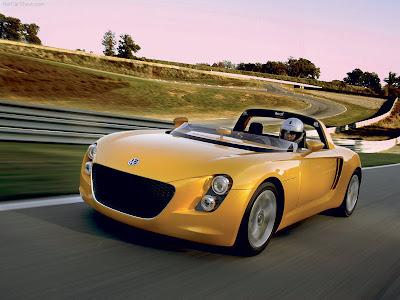 2005 Volkswagen ecoracer Prototype
