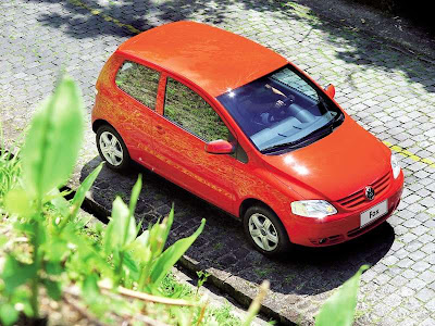 2005 Volkswagen Fox 1.6