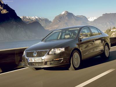 2006 Volkswagen Passat 3.2 V6 FSI 4MOTION