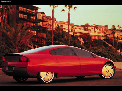 Dodge Intrepid ESX2 Concept (1998). Newer Post Older Post Home