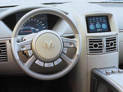 2000 Dodge ESX3 Concept
