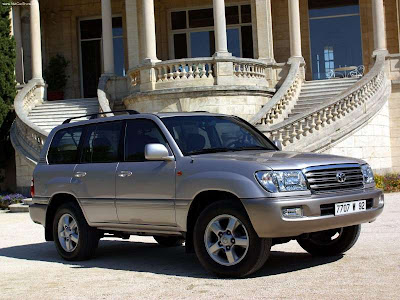 2003 Toyota Land Cruiser. 2003 Toyota Land Cruiser