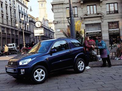 2003 Toyota RAV4 3door