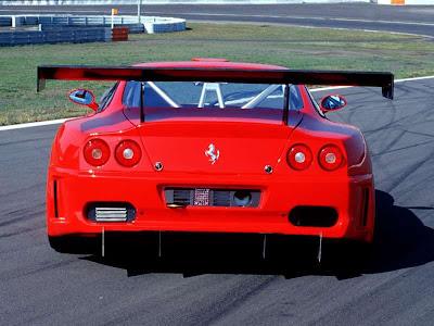 2003 Ferrari 575GTC