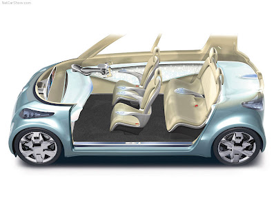 Toyota Fine-T Fuel Cell Hybrid Concept (2006). Newer Post Older Post Home