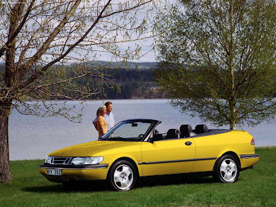 Saab 900 Convertible Saab 900. The second generation Saab 900 (called the