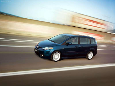 2004 Mazda 5 European Version