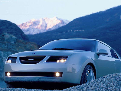 2002 Saab 9-3X Concept Car photos PICTURES