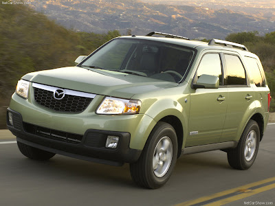 2008 Mazda Tribute Hybrid-Electric Vehicle