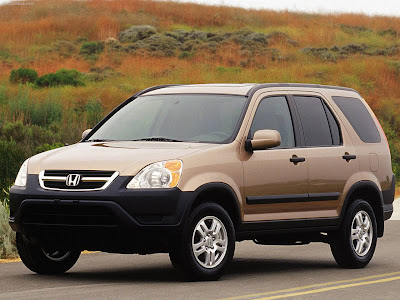 2003 Honda Cr V Honda Autos Spain