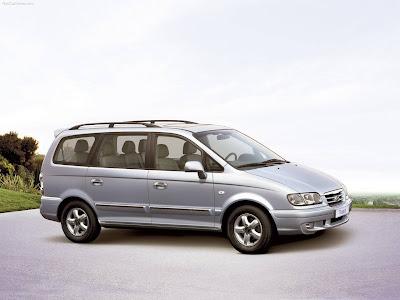 Hyundai Trajet 2006. Hyundai Trajet 2007.