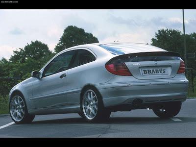 2004 Brabus Mercedes-Benz