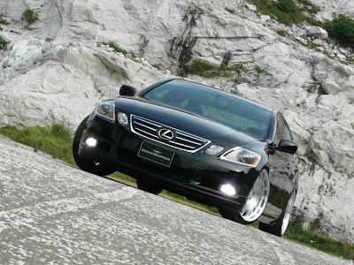 2006 Wald Lexus GS