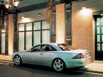 Wald Mercedes-Benz CL-Class W215 (2001)
