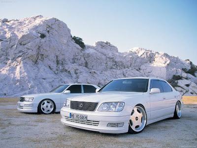 2000 Wald Lexus LS PICTURES