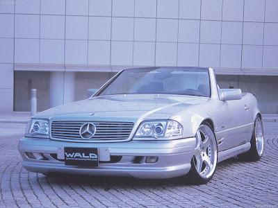 1999 Wald Mercedes-Benz SL-Class R129