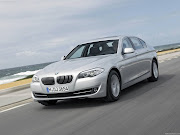 All-new 2010 BMW 5 Series sold out bmw series rear