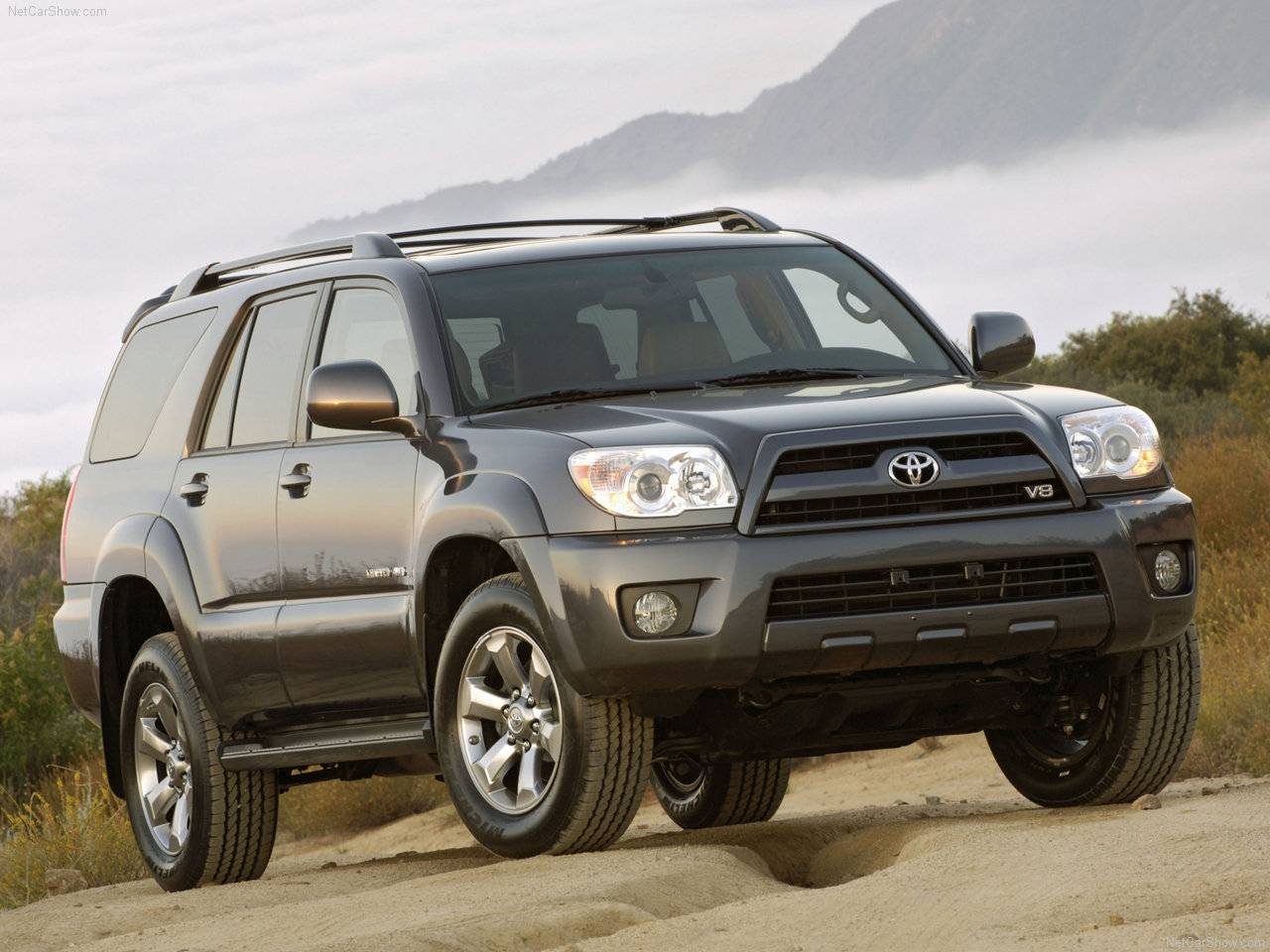 2009 Toyota 4runner Toyota Autos Spain