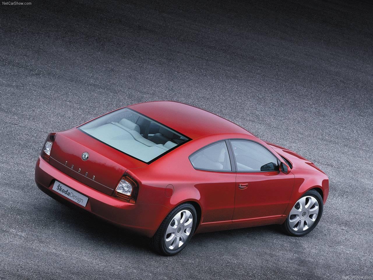 2002 Skoda Tudor Concept Skoda Cars