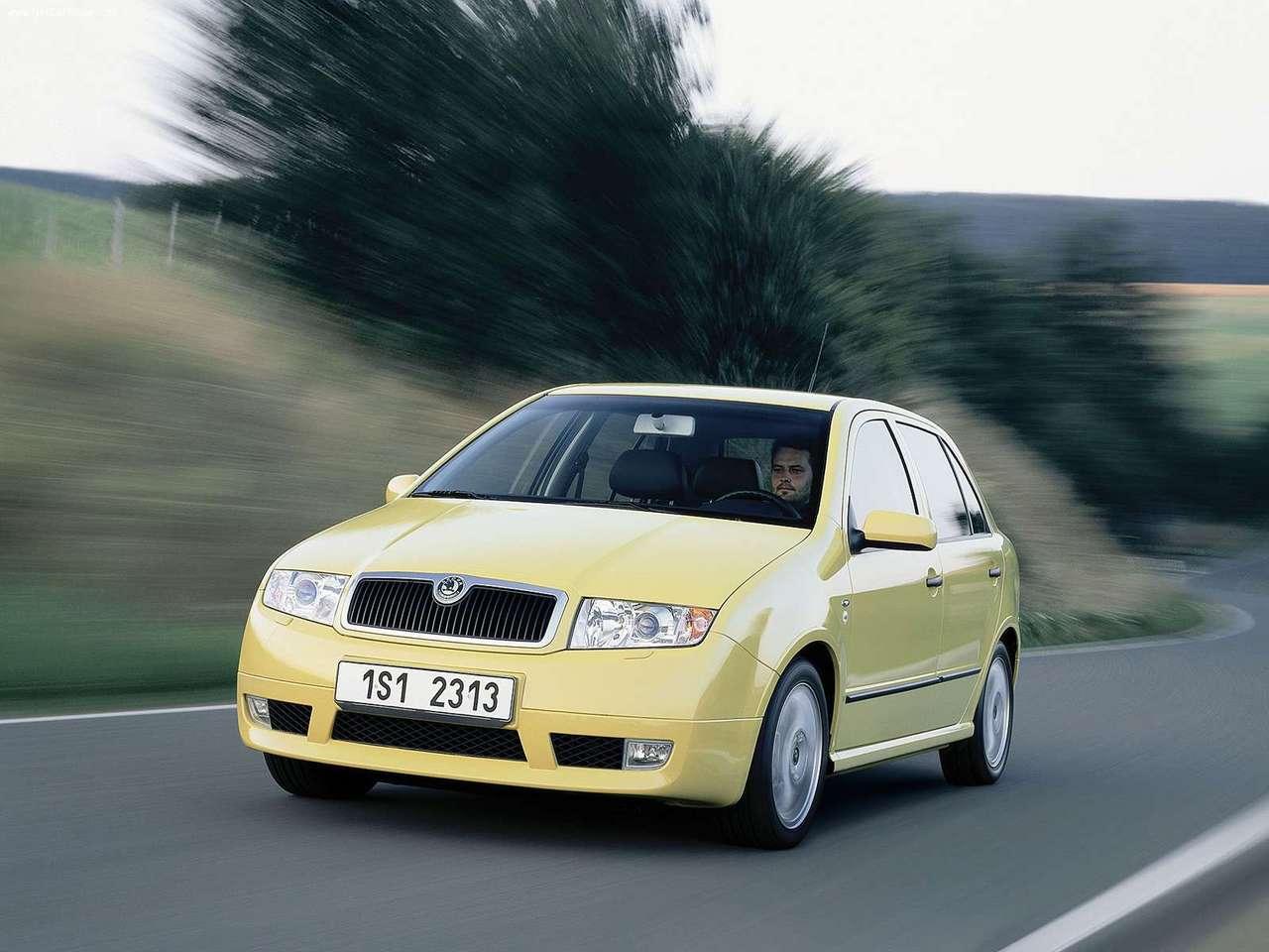2003 Skoda Fabia Skoda Cars