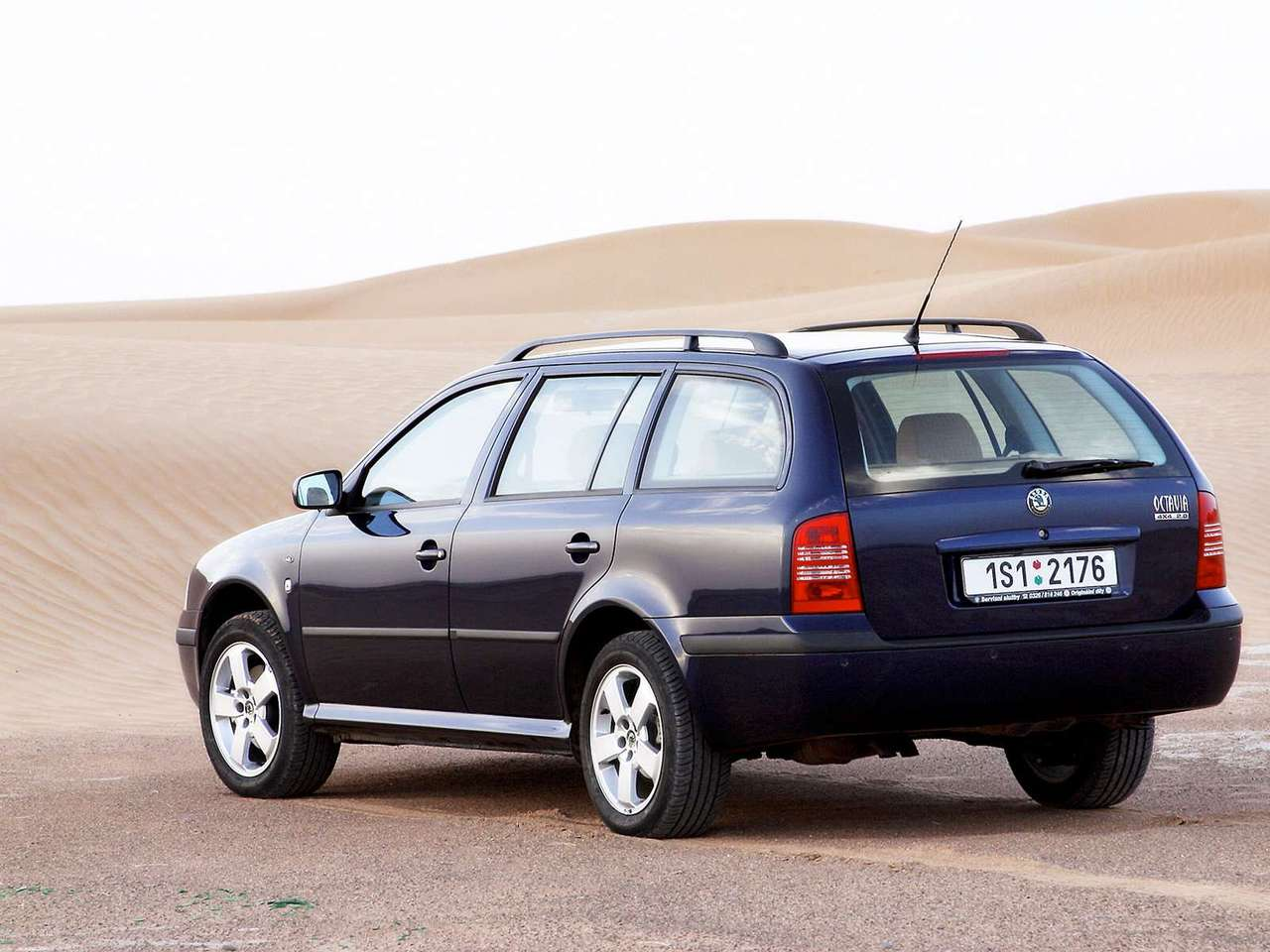 2003 skoda octavia combi 4x4 skoda cars. Black Bedroom Furniture Sets. Home Design Ideas