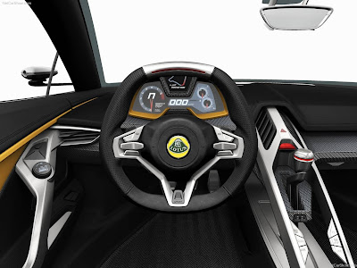 2012 Lotus Elise Concept cars pictures gallery