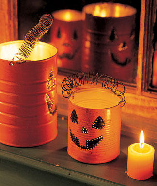halloween decorations candle