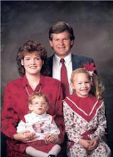 Our family in 1986