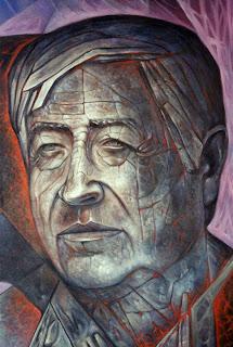 Carlos ordu a barrera for Cesar chavez mural