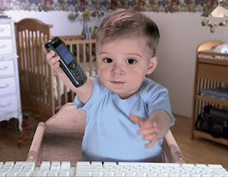 picture of etrade baby