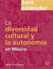 La diversidad cultura y la autonomía en México, Nostra Ediciones (2009).
