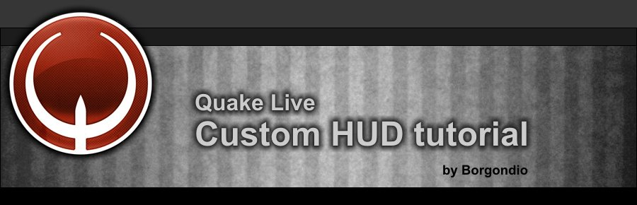 Quake Live HUD Tutorial