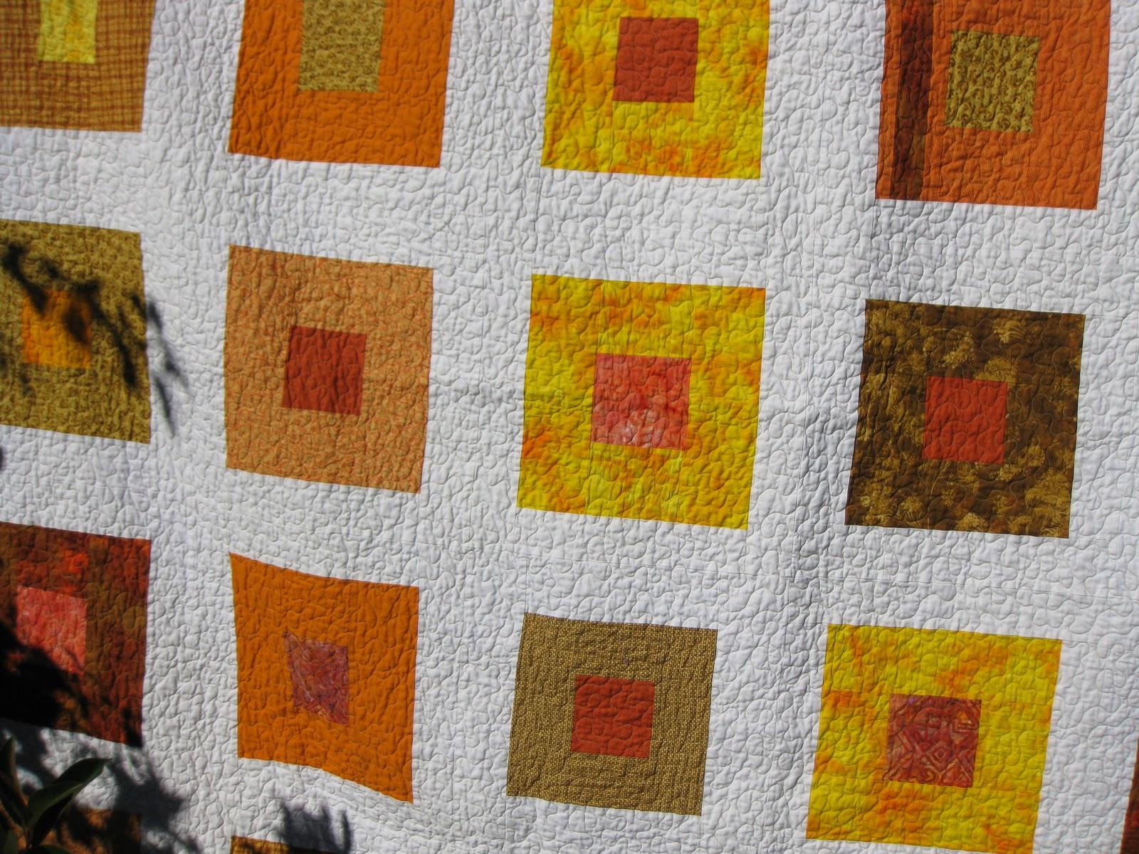 bedding rivulets quilt orange quilts anthropologie