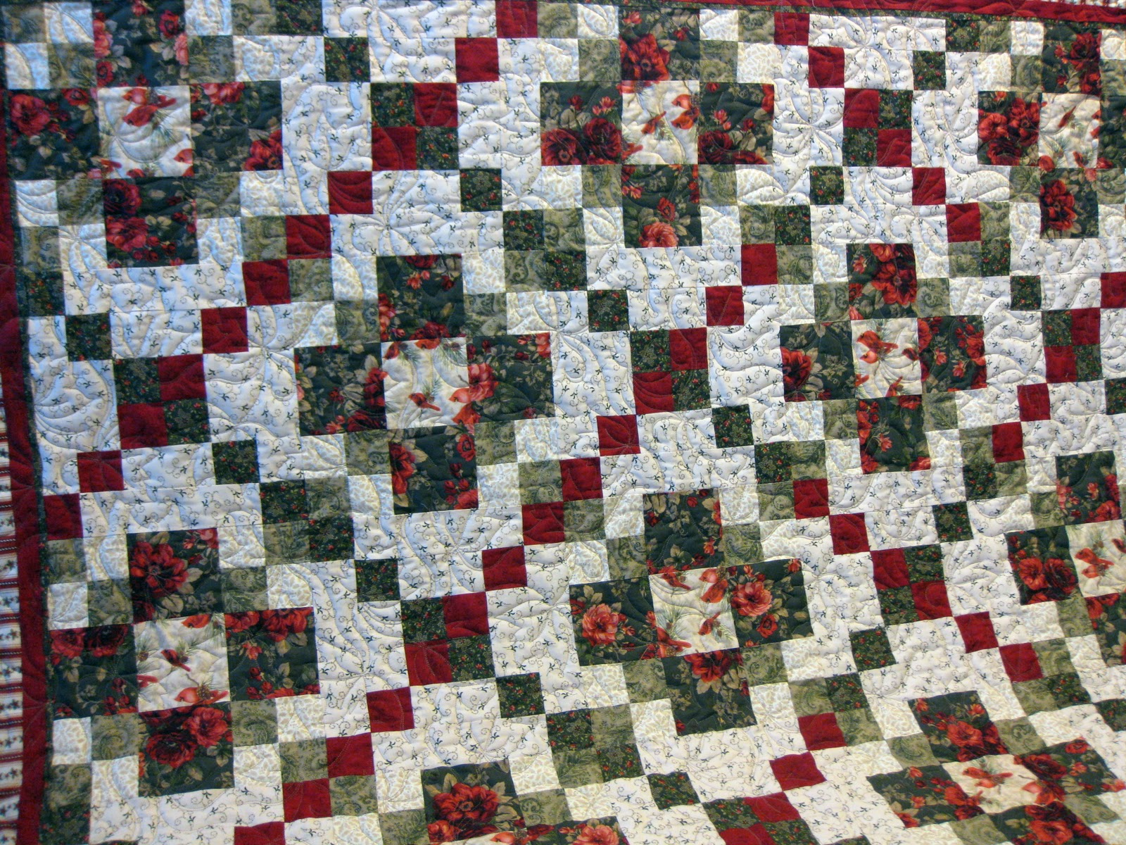 Millie\'s Quilting: Quilts as Christmas gifts