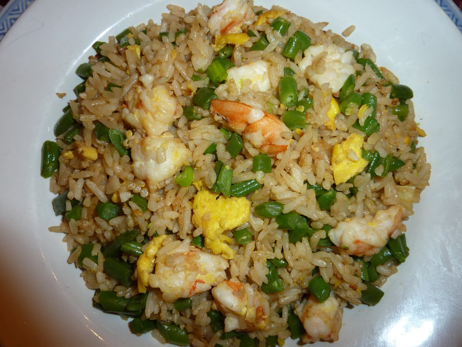 Shrimp Fried Rice Shrimp fried rice