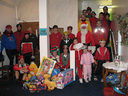 2008 Christmas Toy Ride (Ronald McDonald House)