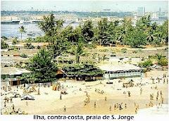 CONTRA-COSTA NA ILHA DE LUANDA - ANO 1968.