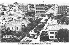 BAIRRO DAS INGOMBOTAS - ANO 1969.