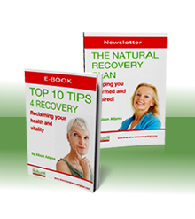 FREE NATURAL HEALTH EBOOK & NEWSLETTER!
