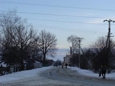 Старокостянтинів, Зима