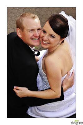 just married in Edmonton