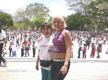 Con la Dra Reina Mendez